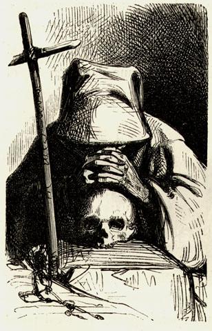 PenitentWithSkull