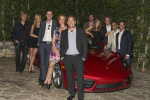 PorscheParty